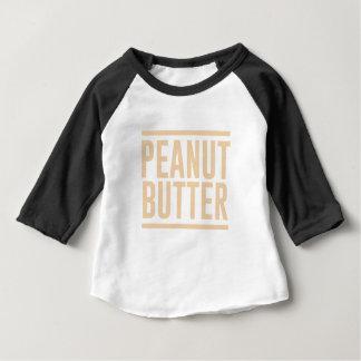 Camiseta De Bebé Mantequilla de cacahuete