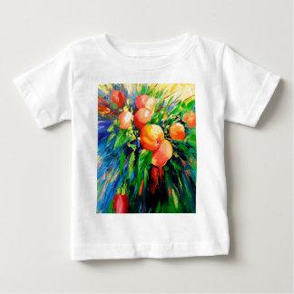 Camiseta De Bebé Manzanas maduras