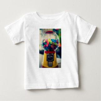 Camiseta De Bebé Máquina del juguete del bubblegum del caramelo