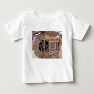 Camiseta De Bebé Máquina manual usada para descascar el maíz
