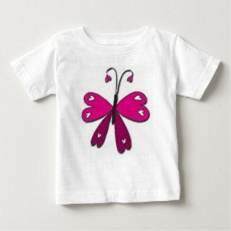 Camiseta De Bebé Mariposa básica