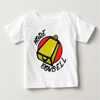 Camiseta De Bebé Más cencerro