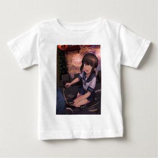 Camiseta De Bebé Matsuri Hanabi