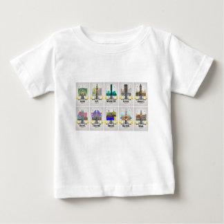 Camiseta De Bebé Mayor Manchester
