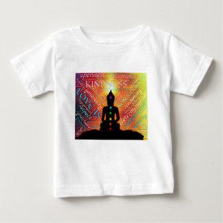 Camiseta De Bebé Meditación