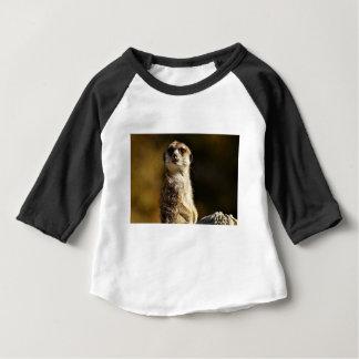 Camiseta De Bebé Meerkat