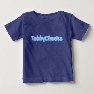 Camiseta De Bebé Mejillas rechonchas