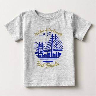 Camiseta De Bebé Mejores amigos de Nueva Escocia Halifax Dartmouth