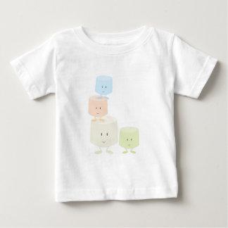 Camiseta De Bebé Melcochas felices