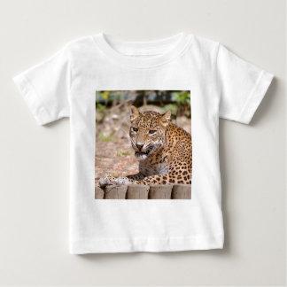Camiseta De Bebé Mentira del leopardo