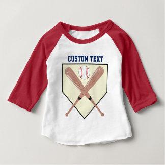 Camiseta De Bebé Meta