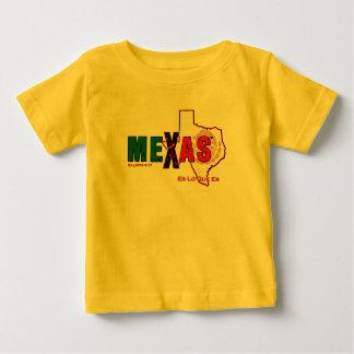 CAMISETA DE BEBÉ MEXAS
