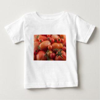 Camiseta De Bebé Mezcla del tomate