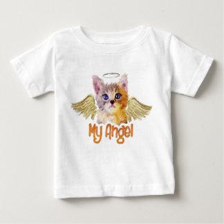 Camiseta De Bebé Mi ángel