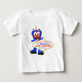 Camiseta De Bebé Mi mamá ama Las Vegas