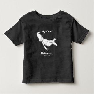 Camiseta De Bebé Mi primer Halloween personalizado (para las