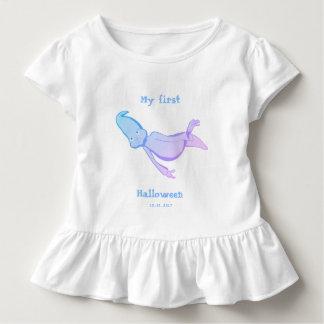 Camiseta De Bebé Mi primer Halloween personalizado Stylized