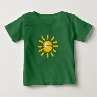 Camiseta De Bebé mi sol