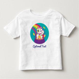 Camiseta De Bebé Mina de oro afortunada de la buena suerte de