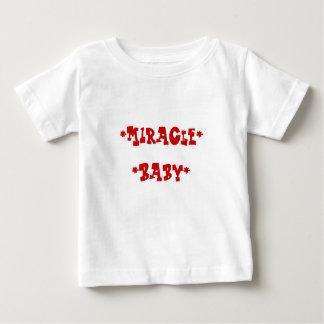 Camiseta De Bebé *Miracle ** Baby*