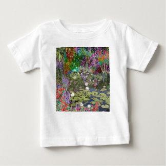 Camiseta De Bebé Mire esto y usted encontrará la paz