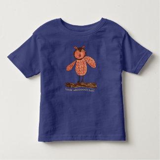 Camiseta De Bebé Mire quién es dos