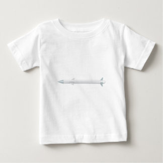Camiseta De Bebé Misil de travesía