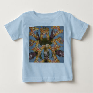 Camiseta De Bebé Modelo africano divertido asombroso hermoso de la