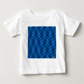 Camiseta De Bebé Modelo azul
