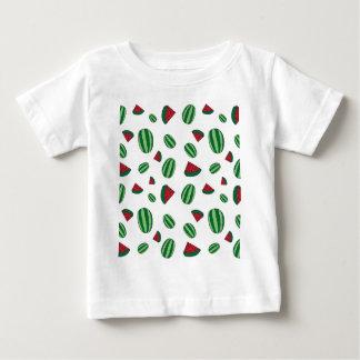 Camiseta De Bebé Modelo de la sandía