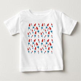 Camiseta De Bebé Modelo del estallido de la bomba