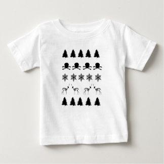 Camiseta De Bebé Modelo del invierno