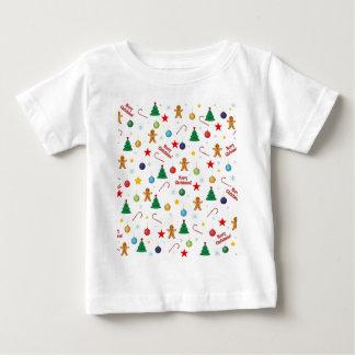 Camiseta De Bebé Modelo del navidad