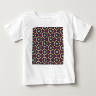Camiseta De Bebé modelo geométrico islámico