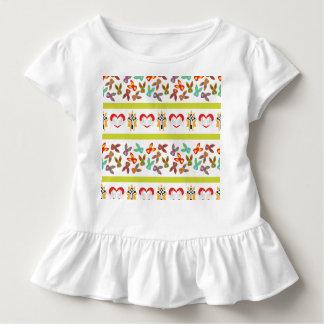 Camiseta De Bebé Modelo psico de Pascua colorido