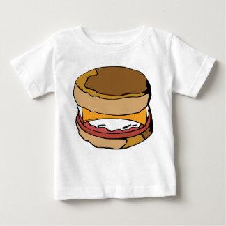 Camiseta De Bebé Mollete del huevo