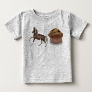 Camiseta De Bebé Mollete del perno prisionero