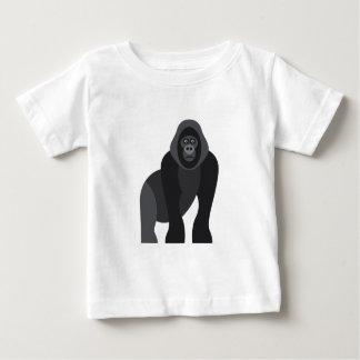 Camiseta De Bebé Mono lindo
