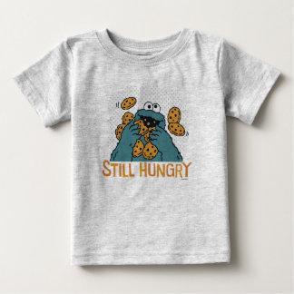 Camiseta De Bebé Monstruo de la galleta del Sesame Street el | -