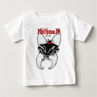 Camiseta De Bebé Mothman