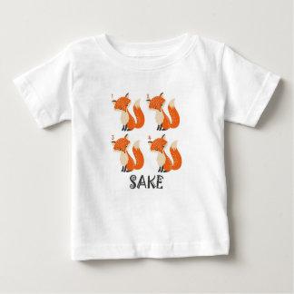 Camiseta De Bebé Motivo del Fox 4