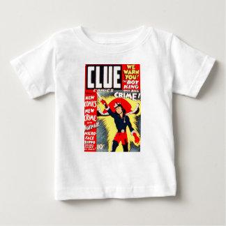Camiseta De Bebé Muchacho de la pista