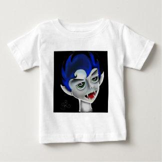 Camiseta De Bebé muchacho del vampiro