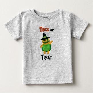 Camiseta De Bebé Muchacho mágico del gorra de la tortuga del truco