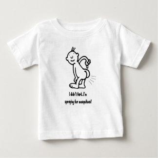 Camiseta De Bebé Muerto