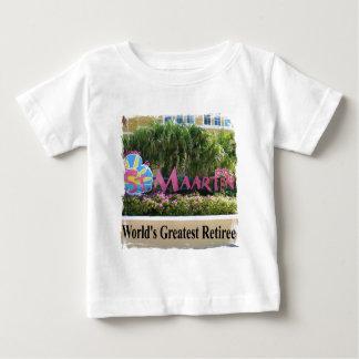 Camiseta De Bebé Muestra del St. Maarten