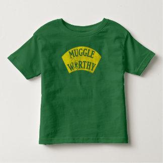 Camiseta De Bebé Muggle digno
