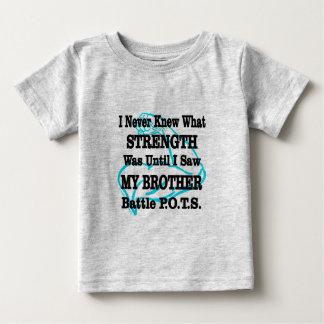 Camiseta De Bebé Muscle/I nunca conocía… Brother