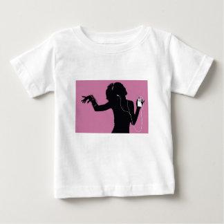 Camiseta De Bebé música