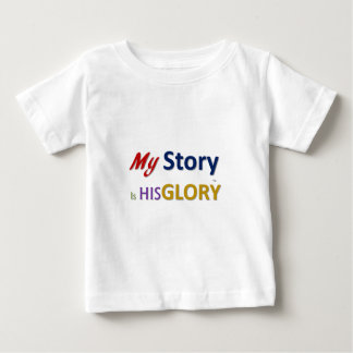 Camiseta De Bebé mystoryishisglory